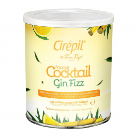 Happy Cocktail - Gin Fizz Strip