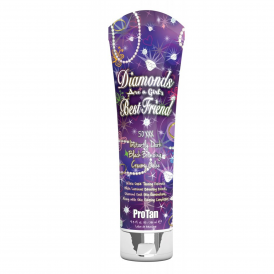 Diamonds Are A Girl's Best Friend 50X Instantly Dark Black Bronzing Creamy Gelee