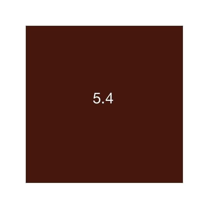 Professionnel Majirel Permanent Hair Colour   5.4 Light Copper Brown