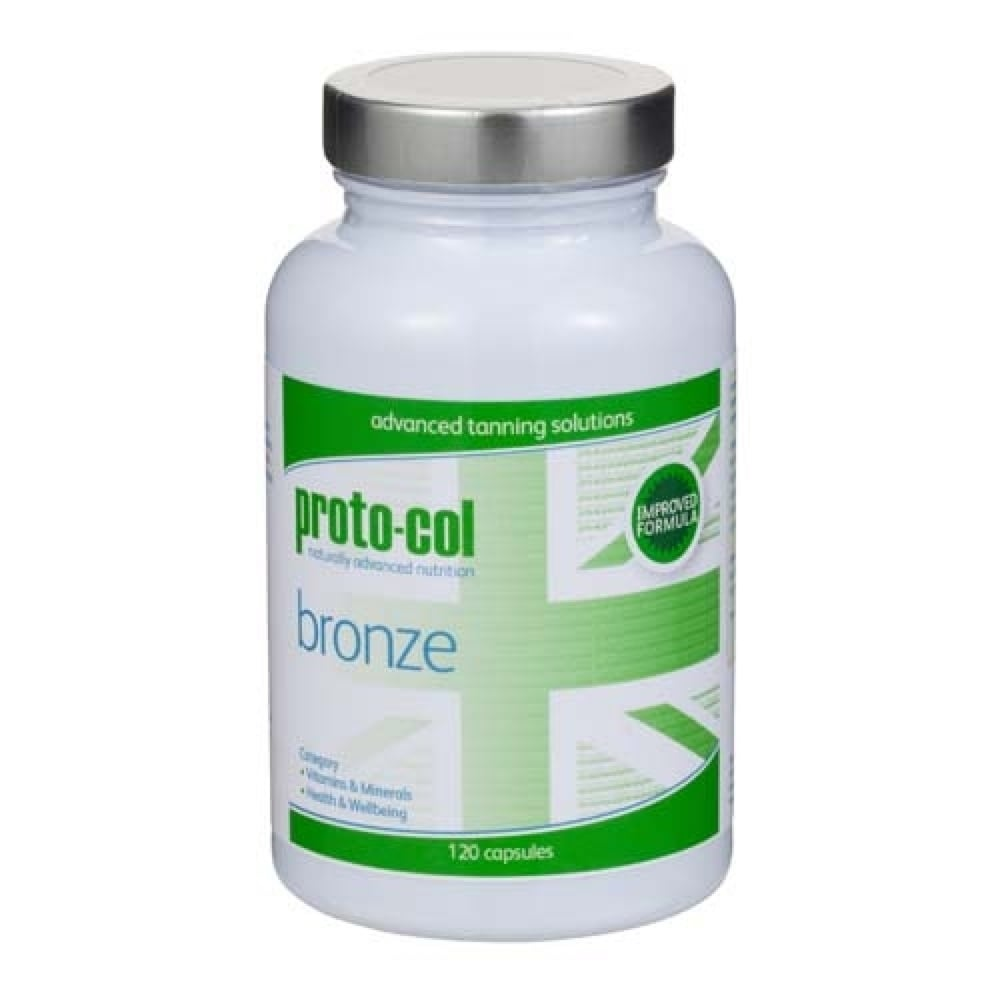 Proto-col Bronze Natural Glow (120 caps)
