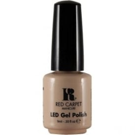 Red Carpet Manicure Gel Polish - Its Not A Taupe