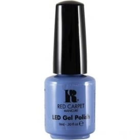 Red Carpet Manicure Gel Polish - Love Those Baby Blue