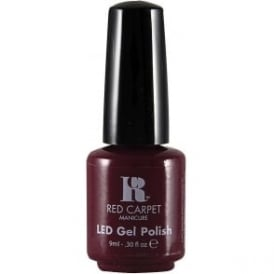 Red Carpet Manicure Gel Polish - Plum Up The Volume