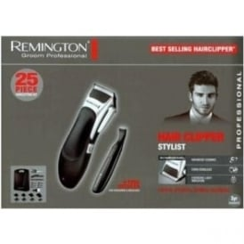 Remington 25 Piece Grooming Professional Kit HC365