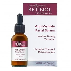 Anti–Wrinkle Facial Serum
