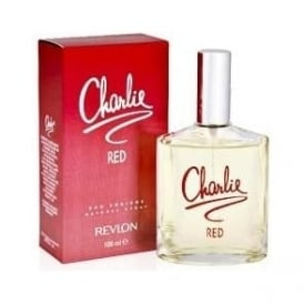 Charlie Red Eau Fraiche Eau De Toilette Spray