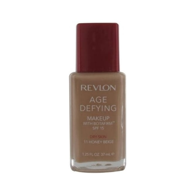 Revlon Age Defying Foundation for Dry Skin - Honey Beige 11 37ml