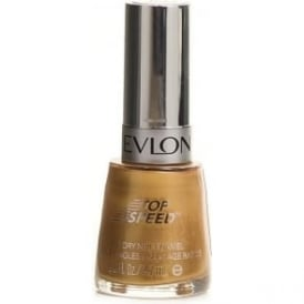 Revlon Nail Polish Top Speed Golden 830 14.7ml