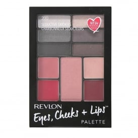 Seductive Smokies, Eyes, Cheeks & Lips Compact