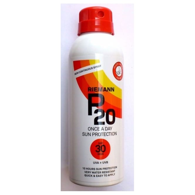 Riemann P20 Once A Day Sun Protection - SPF 30 HIGH