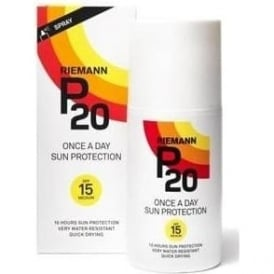 Riemann P20 Sun Filter SPF 15 200ml Spray
