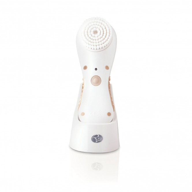 Rio Sonicleanse Facial Cleansing & Exfoliating Brush