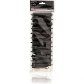 Salon Services Solid Perm Rods – Black 17mm