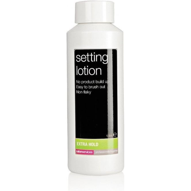Salon Services Setting Lotion Extra