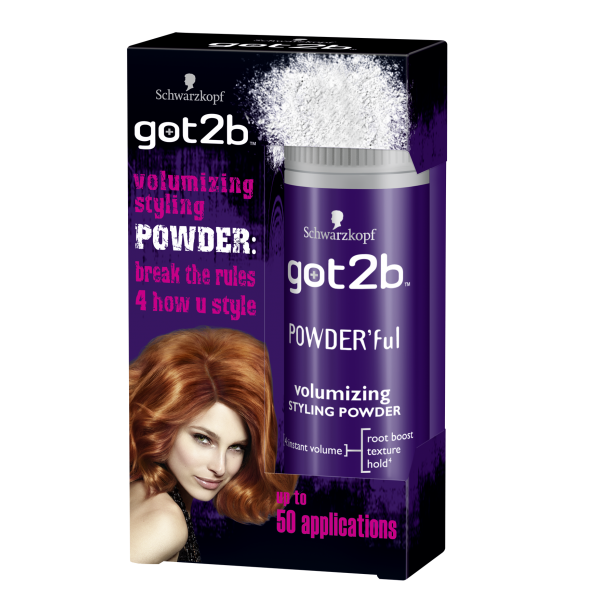 powder hair styling product got2be powder ful volumising styling powder 8636
