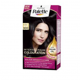 Palette Intensive Cream Coloration 900 Black
