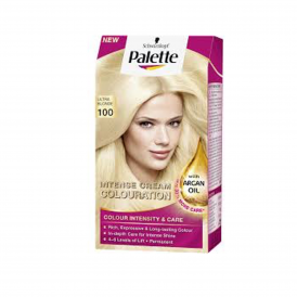 Palette Intensive Cream Colour 100 Ultra Blonde
