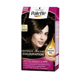 Palette Intensive Cream Colour 800 Dark Brown
