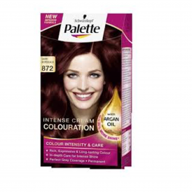 Palette Intensive Cream Colour 872 Dark Bordeaux