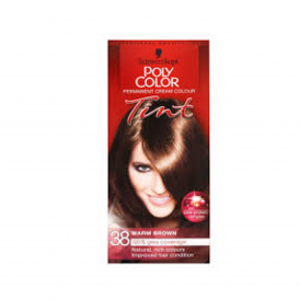 Poly Color Tint 38 Medium Warm Brown