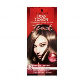 Poly Color Tint 39 Natural Light Brown