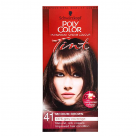 Poly Color Tint 41 Natural Medium Brown