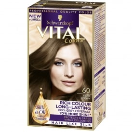 Vital Colors 6-0 Light Brown