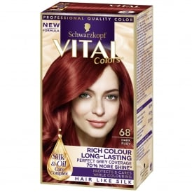 Vital Colors 68 Dark Ruby