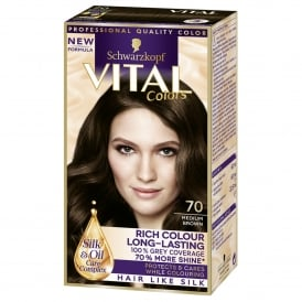 Vital Colors 70 Medium Brown