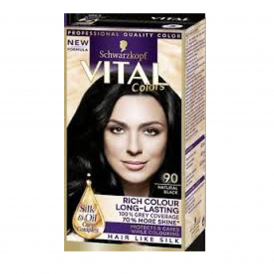 Vital Colors 90 Natural black