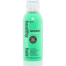 Healthy Sexy Hair Soya Want Flat Hair Flat Iron Spray