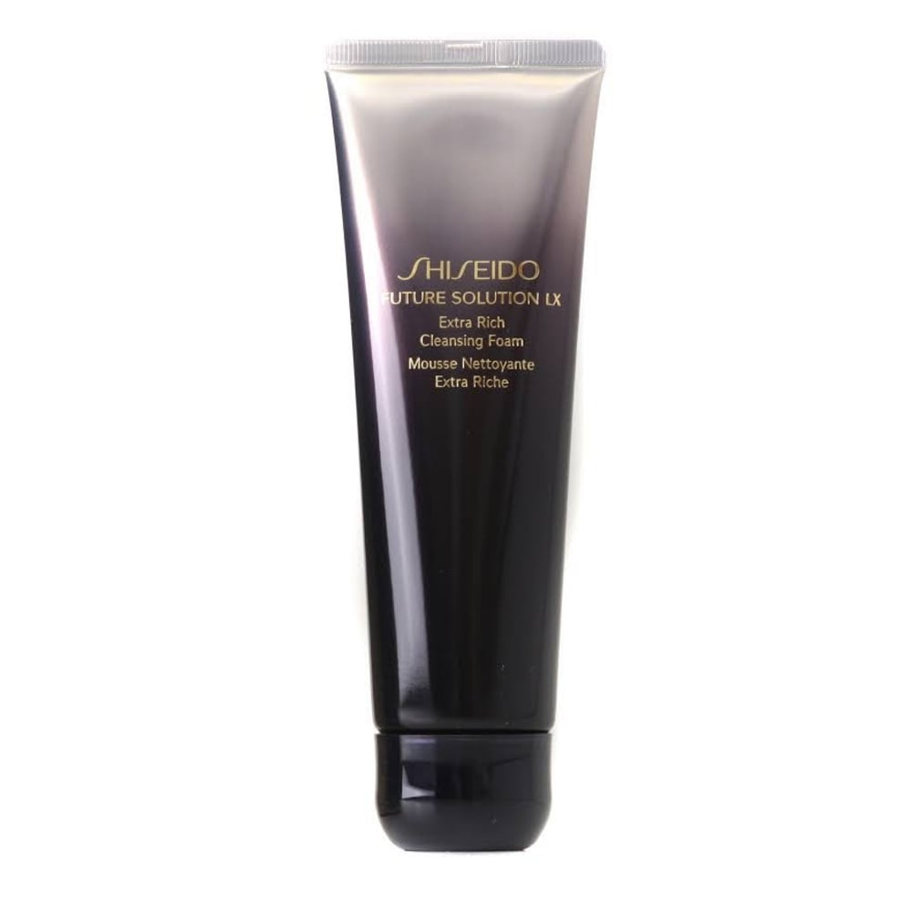 Shiseido facial cleansing will
