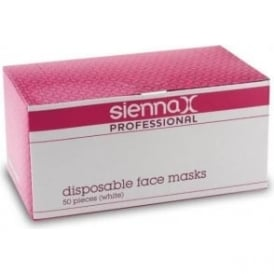 Sienna X Disposable Face Masks (50)