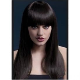 Alexia Fever Wig, 19inch/48cm Brown