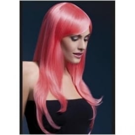 Fever Sienna Wig, 26inch/66cm, Pastel Coral