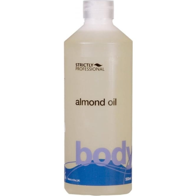 Strictly Professional Almond Oil