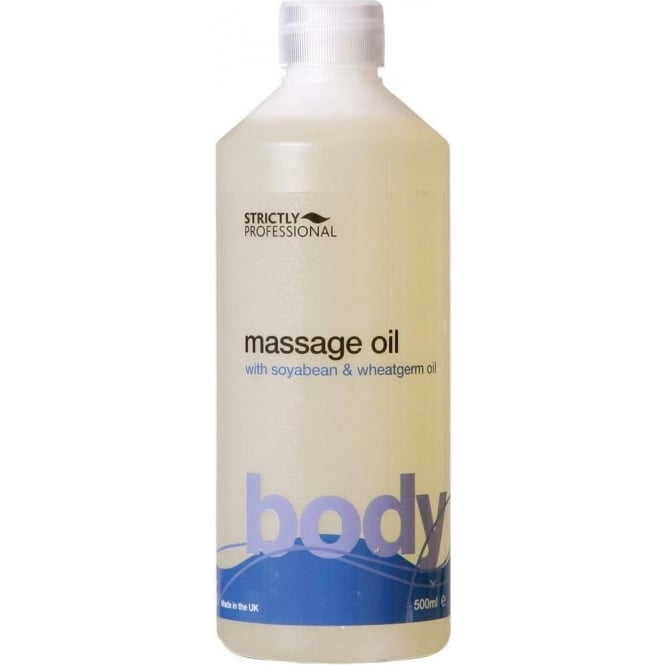 Strictly Professional Massage Oil