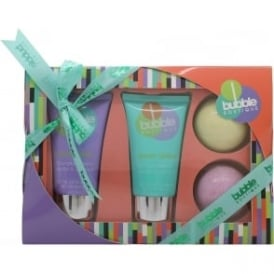 Style & Grace Bubble Boutique Bath & Body Essentials Gift Set