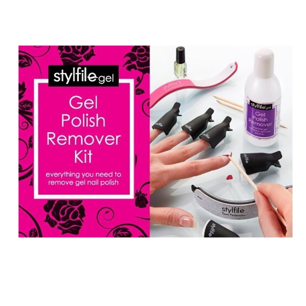 Stylfile Gel Polish Remover Gift Box