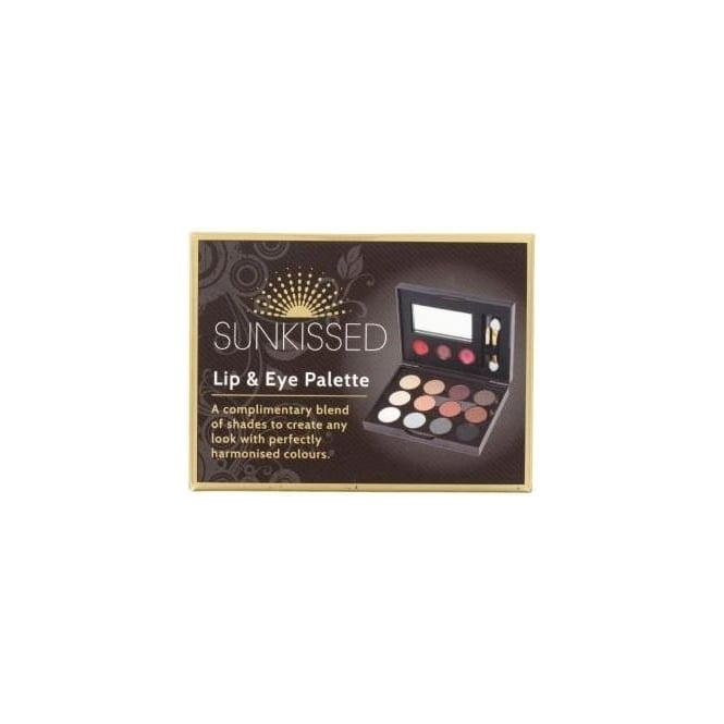 Sunkissed Lip & Eye Palette