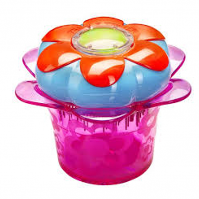 Tangle Teezer Flowerpot Purple