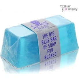 The Bluebeards Revenge Big Blue Bar of Soap 175g