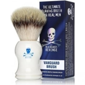 The Bluebeards Revenge Vanguard Synthetic Bristle Brush
