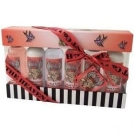 The Heaven Scent Company 6 Piece Gift Set