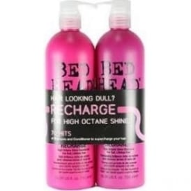 Tigi Bed Head Recharge Tween (750ml shampoo &Conditioner)