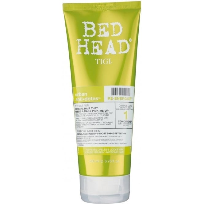 Tigi Bed Head Urban Antidotes Re-energize Conditioner, Damage Level 1