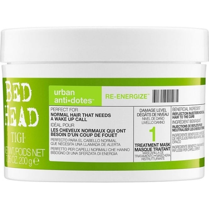 Tigi Bed Head Urban Antidotes Re–Energize Treatment Mask