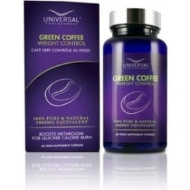 Green Coffee Weight Control Supplements