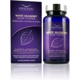 White Mulberry Sugar Control Supplements