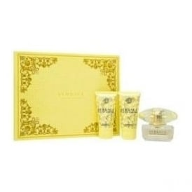 Yellow Diamond 50ml Gift Set